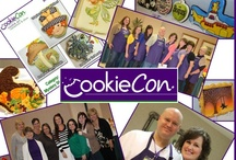 Cookie Con / CookieCon - Cookie Art Convention and Show