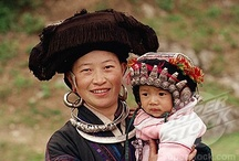 People & tribes in Asia