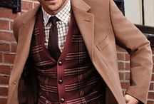 Men's style / Developing a kind of lookbook of classic men's style for myself and any others who want to up their sartorial game / by Brendan Danielson