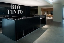 Rio Tinto, Perth / Rio Tinto Office, Perth, Western Australia. Design by MKDC Workspace Designers. MKDC is an award-winning interior design practice specialising in creating inspirational workspaces for private, commercial, institutional and public sector organisations. http://www.mkdc.com.au/