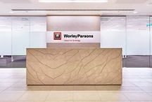 Worley Parsons, Bishop See Perth / Worley Parsons, Bishop See Perth, Western Australia. Design by MKDC Workspace Designers. MKDC is an award-winning interior design practice specialising in creating inspirational workspaces for private, commercial, institutional and public sector organisations. http://www.mkdc.com.au/