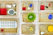 Jeux/jouets DIY inspiration Montessori