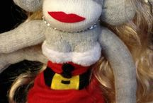 """Raq'n Monkeys - holiday edition / Join Caasii & the Mistress as they celebrate the holidays """"Similan Style"""" :(1)"""