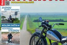 Motorcycle Publications / Various books, maps and other publications, mainly for motorcycle traveling, touring and adventure.