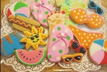 Summer Fun Cookie Cutters  / American Tradition Cookie Cutters Manufacturer and retailer of fine quality, low price, tin cookie cutters. The home of the $0.90 Cookie Cutters #usa #manufacturer #CookieCutters #Kitchen #Baking #Cookies