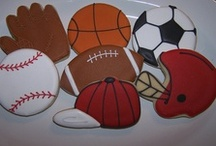 Game Day Cookie Cutters  / American Tradition Cookie Cutters Manufacturer and retailer of fine quality, low price, tin cookie cutters. The home of the $0.90 Cookie Cutters #usa #manufacturer #CookieCutters #Kitchen #Baking #Cookies