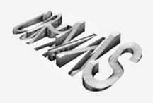Illustration • Handmade Type