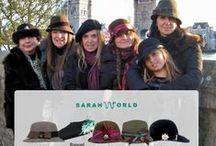 London Swinging / Sarahworld by Sara Navarro viste a tres generaciones de mujeres de la familia Navarro presentando la colección Swinging London en Londres