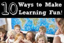 Fun with Kids! / Fun things to do and make with your kids!