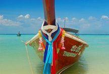 Exploring Thailand!