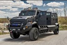AntiZombie Vehicle / List of Modified Vehicles For Zombie Apocalypse / by Zombie Killer Elite Task Force