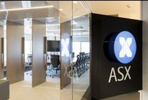 ASX Office, Perth / ASX Office, Perth, Western Australia. Design by MKDC Workspace Designers.  	  MKDC is an award-winning interior design practice specialising in creating inspirational workspaces for private, commercial, institutional and public sector organisations. http://www.mkdc.com.au/