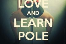 Pole Fitness / Gotta get back into this, time for pinny motivation!!