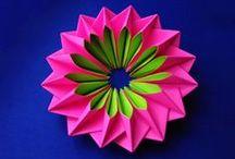 Origami / Papírhajtogatás