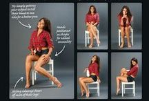 Poses for shoots / Poses for shoots