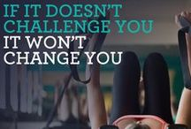 KX | INSPIRATION + MOTIVATION / DEFINE YOURSELF.  Define your vision | Define your purpose | Define your goals | Define your body.