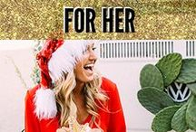 Gifts for Her - 2014 Holiday Gift Guide / Splendidly stylish, effortlessly chic, and completely her!  / by Lulu & Georgia