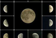 Magische Maan    Magical Moon / wie zijn/haar leven aanpast aan de cyclus van de maan, komt in een natuurlijk ritme