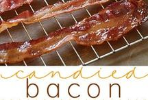 Bacon / It really deserves its own board. You're welcome.