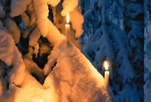 Winter Magic / Collection of magical and inspiring winter photos