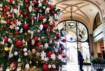 Christmas Travels / Ideas where to travel at Christmas time.
