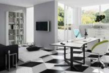 Chevron Floor | Floor tiles by WOW
