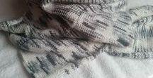 Stricken Kleidung / Alles zum Thema Klamotten stricken, wie z.B. Handschuhe, Pullover, Schal