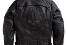 Favorite Men's Leathers / by San Diego Harley-Davidson