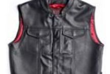 Club Vests / These Club Vests have been selling like crazy, we carry every brand out there to give our guys the best selection since they all fit slightly different and have varying details like the collar, gun pockets, zipper, button up or both zipper and buttons.   / by San Diego Harley-Davidson