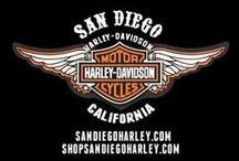 San Diego Harley / A few places to keep up with San Diego Harley-Davidson