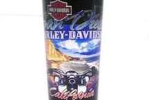 SDHD Shotglasses / Collection of San Diego Harley Davidson Shot Glasses! / by San Diego Harley-Davidson