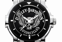 Men's H-D Watches / Collection of Men's Harley-Davidson watches, provided by San Diego Harley-Davidson