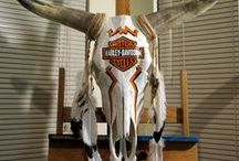 Harley Artwork / by San Diego Harley-Davidson