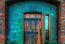Coming & Going / Beautiful doors, windows, gates and keys.