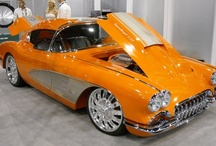 Classic Cars / by Kid Carson