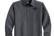 Men's H-D Long Sleeve Shirts / by San Diego Harley-Davidson