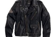 Men's H-D Leather Jackets / by San Diego Harley-Davidson