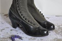 Chaussures ... Vintage shoes