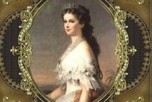 Sissi / Élisabeth Amélie Eugénie de Wittelsbach, duchesse en Bavière, (24 décembre 1837 à Munich - 10 septembre 1898 à Genève), fut impératrice d'Autriche et reine de Hongrie