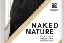 NAKED Brazilian Virgin Remy