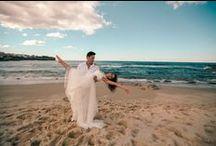 Beach Wedding / Beach themed wedding inspiration
