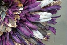 Je vois la vie en ... Mauve ... Purple