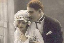 Mariages anciens ... Oui !!! Vintage weddings