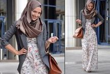 Trendy Muslim Attires / Modest and stylish / by Hja Helen Ahmad