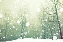 snow / by sarah hahn
