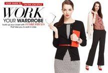 Dress for Success - Women