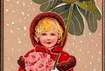 Imagerie enfantine ... Vintage kids images