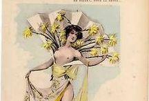Illustrateur Japhet Art nouveau