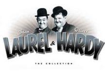 Laurel et Hardy ... / Laurel et Hardy est le nom du duo comique formé par Stan Laurel et Oliver Hardy constitué en 1927