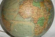 Mappemonde ... earth